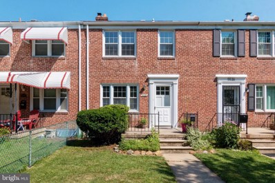 5538 Frederick Avenue, Baltimore, MD 21228 - #: MDBA474954