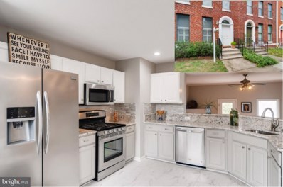 1957 Eutaw Place, Baltimore, MD 21217 - #: MDBA474962