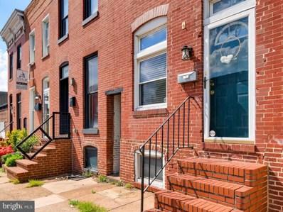3110 Dillon Street, Baltimore, MD 21224 - #: MDBA474976