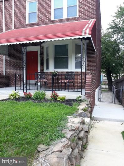 3772 Columbus Drive, Baltimore, MD 21215 - #: MDBA474990