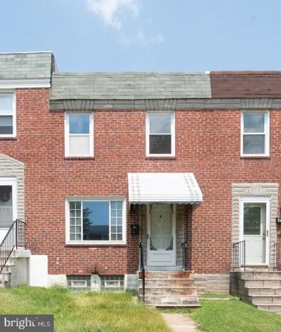 3916 Elmora Avenue, Baltimore, MD 21213 - #: MDBA475002