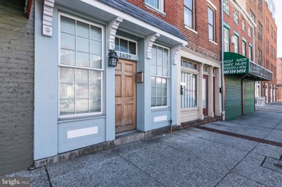 1639 Fleet Street, Baltimore, MD 21231 - MLS#: MDBA475012