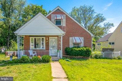 4500 Willshire Avenue, Baltimore, MD 21206 - #: MDBA475018