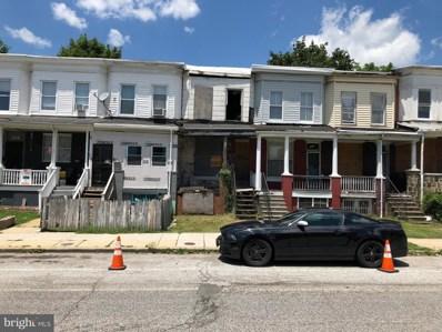 3322 W Belvedere Avenue, Baltimore, MD 21215 - #: MDBA475048
