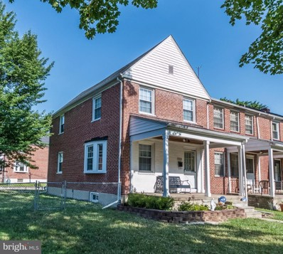 5218 Kelway Road, Baltimore, MD 21239 - #: MDBA475058