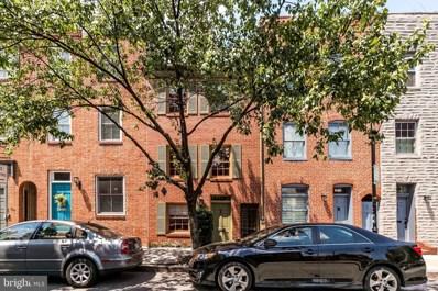 1738 Lancaster Street, Baltimore, MD 21231 - #: MDBA475070