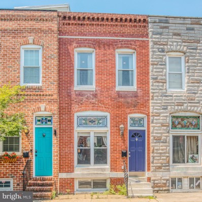 404 S Bouldin Street, Baltimore, MD 21224 - #: MDBA475082