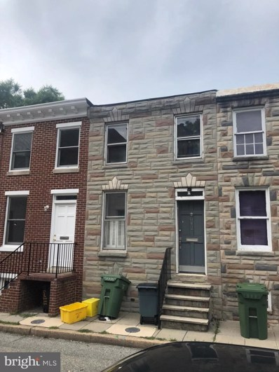 642 Melvin Drive, Baltimore, MD 21230 - #: MDBA475098