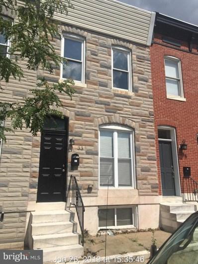 33 S East Avenue, Baltimore, MD 21224 - #: MDBA475108