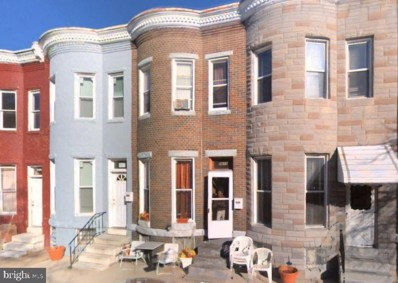 2615 Boone Street, Baltimore, MD 21218 - #: MDBA475122