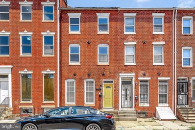 1026 W Fayette Street, Baltimore, MD 21223 - #: MDBA475128