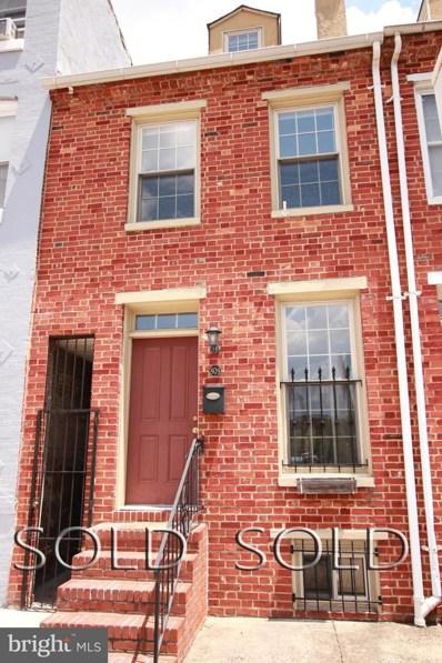 809 S Hanover Street, Baltimore, MD 21230 - #: MDBA475152