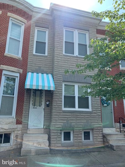 1525 Covington Street, Baltimore, MD 21230 - #: MDBA475220