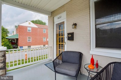 822 W 33RD Street, Baltimore, MD 21211 - MLS#: MDBA475240