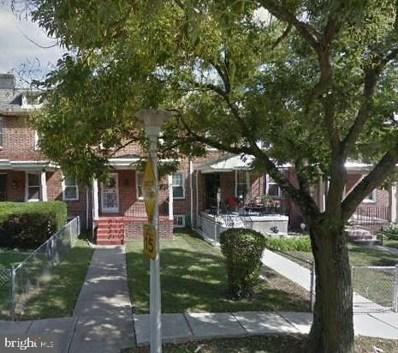 3319 Burleith Avenue, Baltimore, MD 21215 - #: MDBA475252
