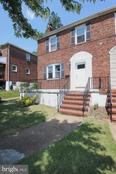 5028 Edgar Terrace, Baltimore, MD 21214 - #: MDBA475278