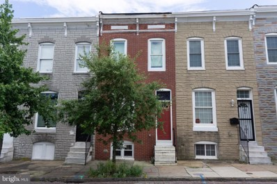 2433 Jefferson Street, Baltimore, MD 21205 - #: MDBA475288