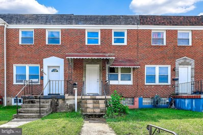 4839 Bowland Avenue, Baltimore, MD 21206 - #: MDBA475334