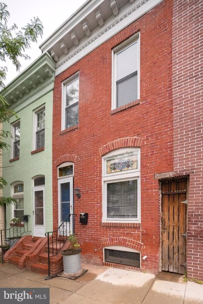 2236 Bank Street, Baltimore, MD 21231 - #: MDBA475338