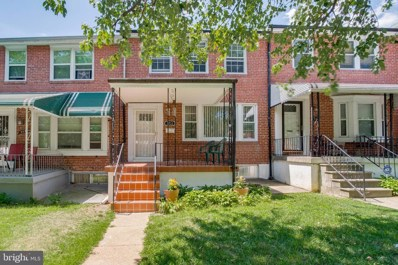 3233 Yosemite Avenue, Baltimore, MD 21215 - #: MDBA475418