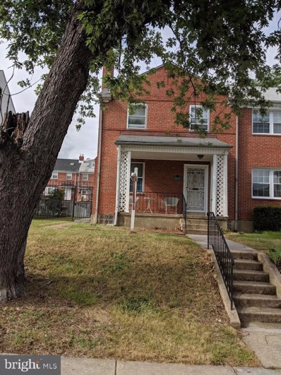1800 Burnwood Road, Baltimore, MD 21239 - #: MDBA475432