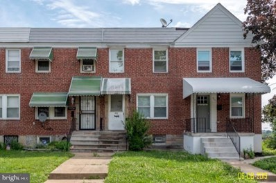 3632 Kenyon Avenue, Baltimore, MD 21213 - #: MDBA475486