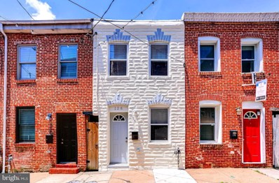 126 S Chapel Street, Baltimore, MD 21231 - #: MDBA475542