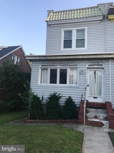 4109 Overlea Avenue, Baltimore, MD 21206 - #: MDBA475574