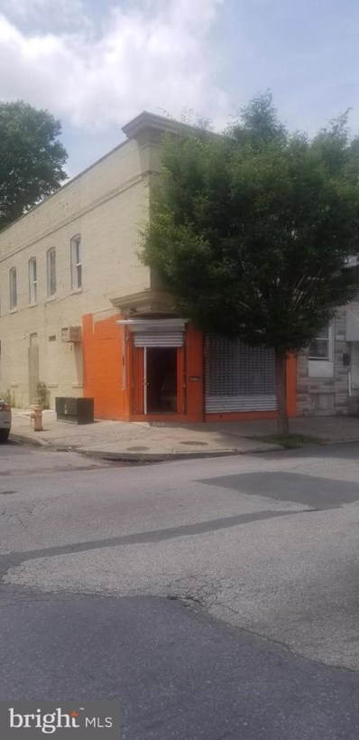 2700 Greenmount Avenue, Baltimore, MD 21218 - #: MDBA475584