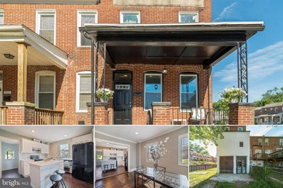 5220 Ivanhoe Avenue, Baltimore, MD 21212 - #: MDBA475586