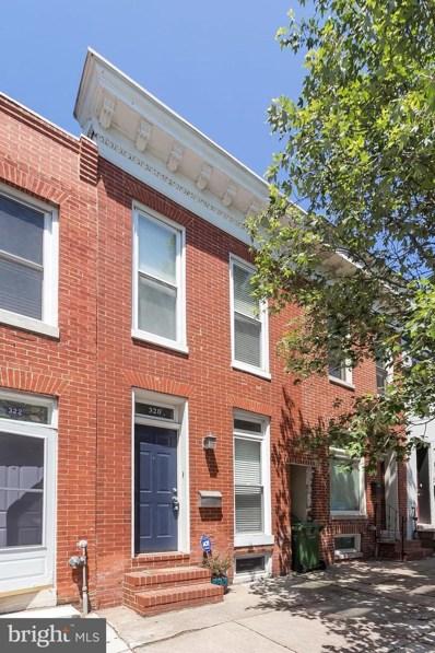 320 S Collington Avenue, Baltimore, MD 21231 - #: MDBA475608