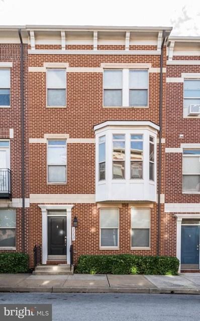 113 Lloyd Street UNIT 234, Baltimore, MD 21202 - #: MDBA475618