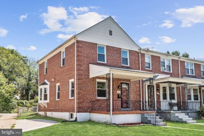 5923 The Alameda, Baltimore, MD 21239 - #: MDBA475626