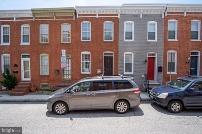 419 Sanders Street, Baltimore, MD 21230 - #: MDBA475634
