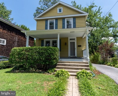 6009 Prescott Avenue, Baltimore, MD 21212 - #: MDBA475662