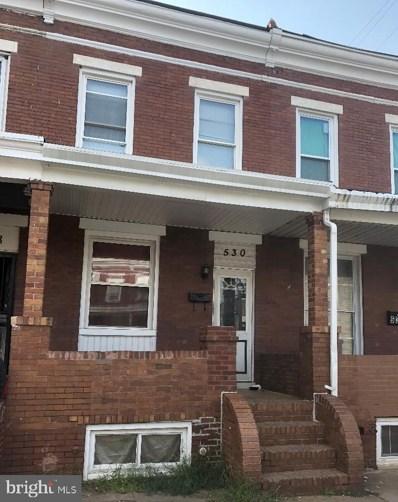 530 N Potomac Street, Baltimore, MD 21205 - #: MDBA475710