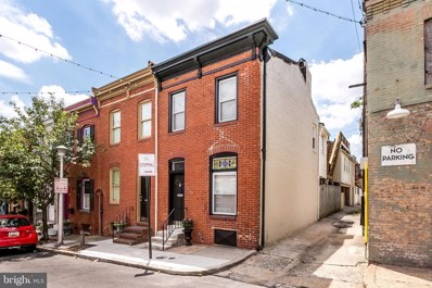 106 S Castle Street, Baltimore, MD 21231 - #: MDBA475736