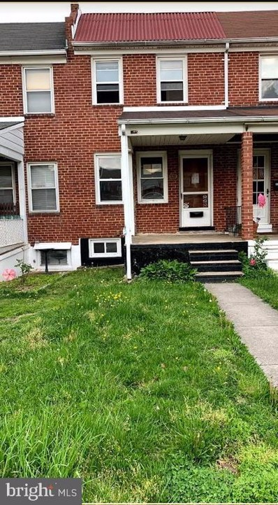309 Imla Street, Baltimore, MD 21224 - #: MDBA475772