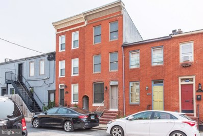 1103 S Curley Street, Baltimore, MD 21224 - #: MDBA475800