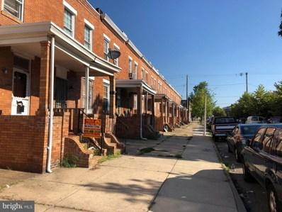 502 N Bouldin Street, Baltimore, MD 21205 - #: MDBA475838