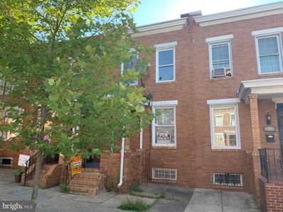 503 N Bouldin Street, Baltimore, MD 21205 - #: MDBA475842