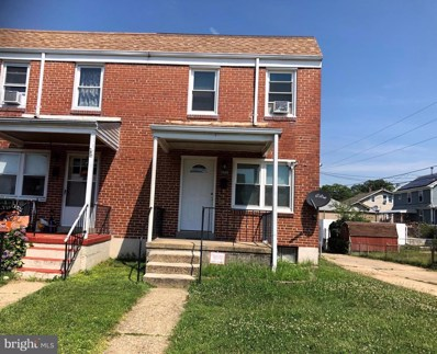 3500 Clarenell Road, Baltimore, MD 21229 - #: MDBA475878