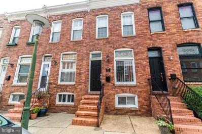 814 S Belnord Avenue, Baltimore, MD 21224 - MLS#: MDBA475908