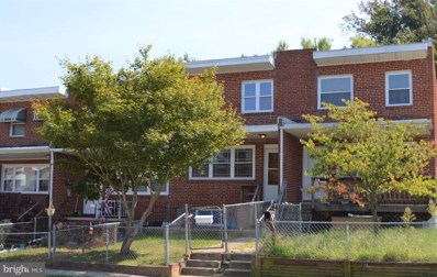 2845 Maudlin Avenue, Baltimore, MD 21230 - #: MDBA475926