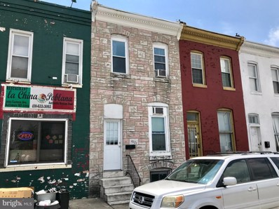 4921 Eastern Avenue, Baltimore, MD 21224 - #: MDBA475958