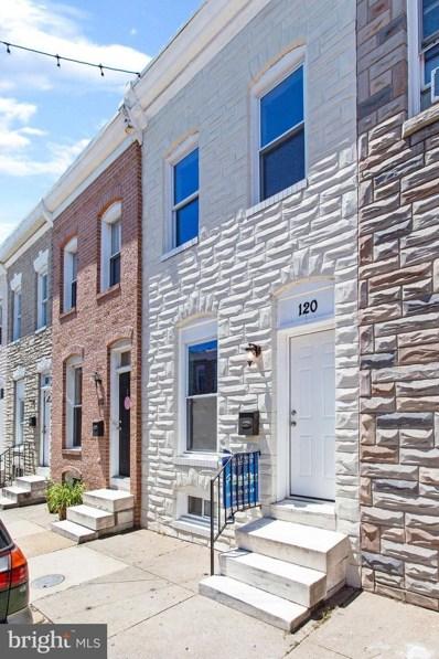 120 N Streeper Street, Baltimore, MD 21224 - #: MDBA476016