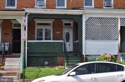 2724 Baker Street, Baltimore, MD 21216 - #: MDBA476034