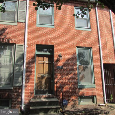 636 W Conway Street, Baltimore, MD 21230 - #: MDBA476040