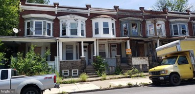 1119 Poplar Grove Street, Baltimore, MD 21216 - #: MDBA476046