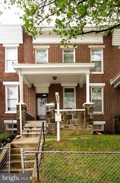 1729 Chilton Street, Baltimore, MD 21218 - #: MDBA476048